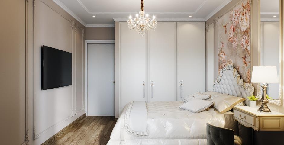 Спальня мамы