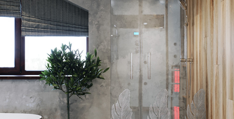 Санузел - 2 этаж