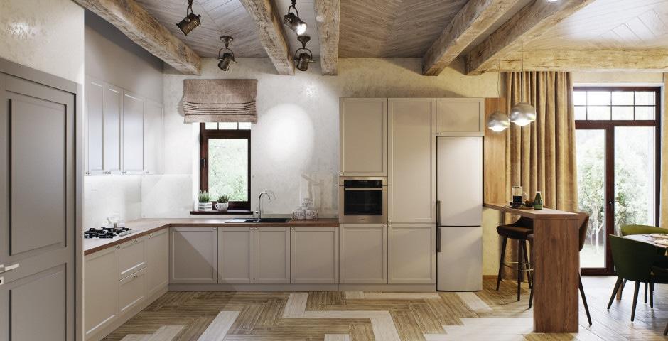 Кухня - 1 этаж