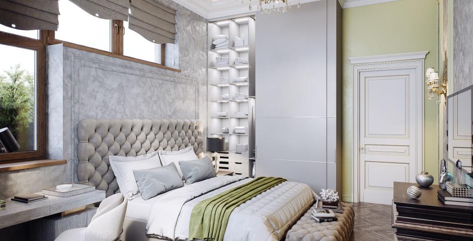 Гостевая спальня - 2 этаж