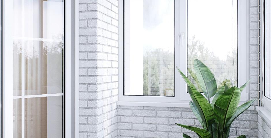 Балкон - 2 этаж