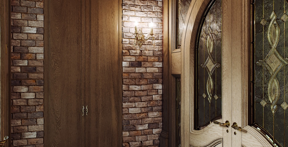 Тамбур - 1 этаж