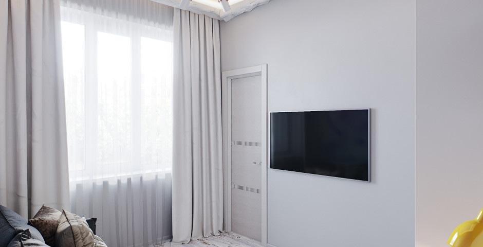 Гостевая - 1 этаж