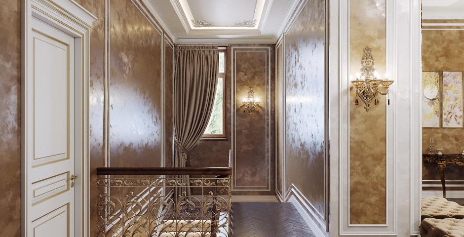Холл - 2 этаж